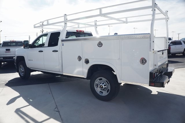 2019 Silverado 2500 Double Cab 4x2,  Royal Service Body #K1124681 - photo 2