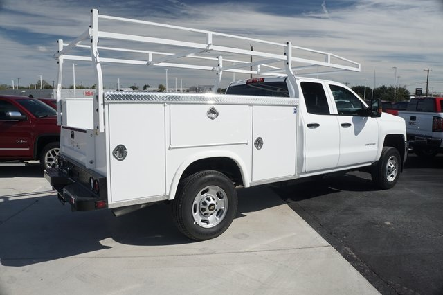 2019 Silverado 2500 Double Cab 4x2,  Royal Service Body #K1124681 - photo 3