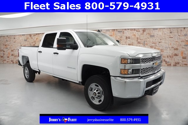 2019 Silverado 2500 Crew Cab 4x4,  Pickup #KF106365 - photo 1