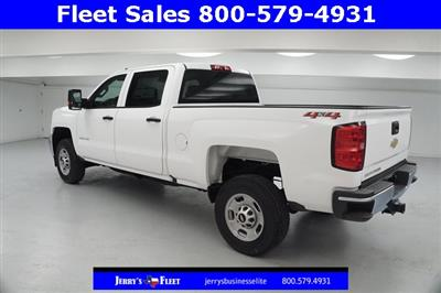 2019 Silverado 2500 Crew Cab 4x4,  Pickup #KF106365 - photo 2