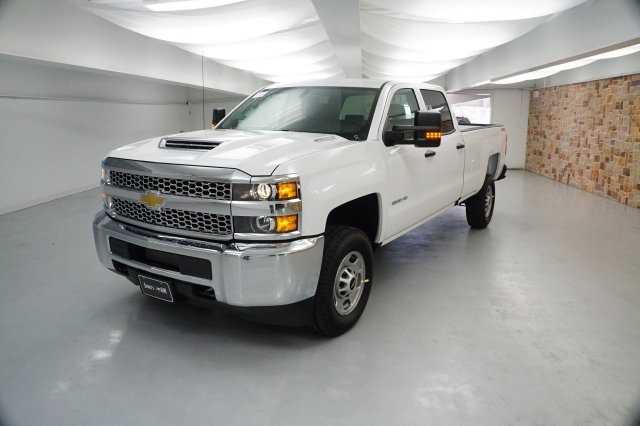 2019 Silverado 2500 Crew Cab 4x4,  Pickup #KF152504 - photo 3