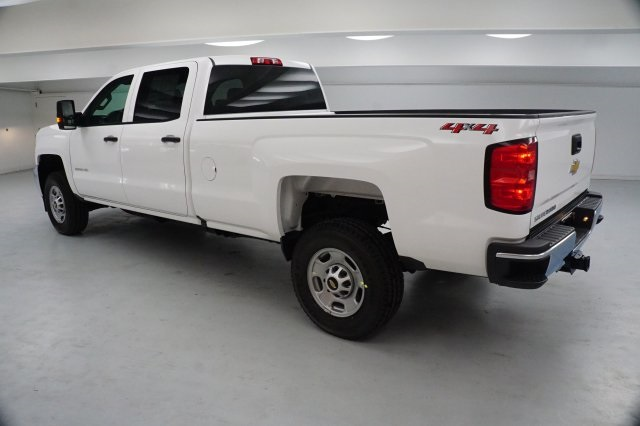 2019 Silverado 2500 Crew Cab 4x4,  Pickup #KF152504 - photo 2