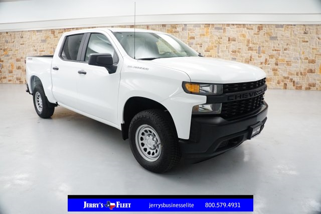2019 Silverado 1500 Crew Cab 4x4,  Pickup #KZ165437 - photo 1