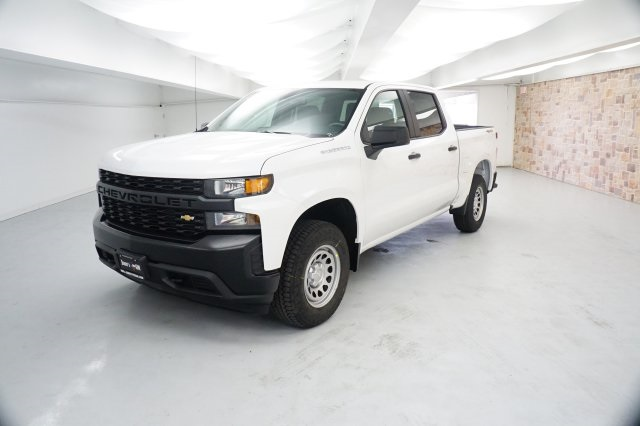 2019 Silverado 1500 Crew Cab 4x4,  Pickup #KZ165437 - photo 3