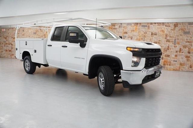 2020 Chevrolet Silverado 2500 Double Cab RWD, Knapheide Service Body #LF246532 - photo 1
