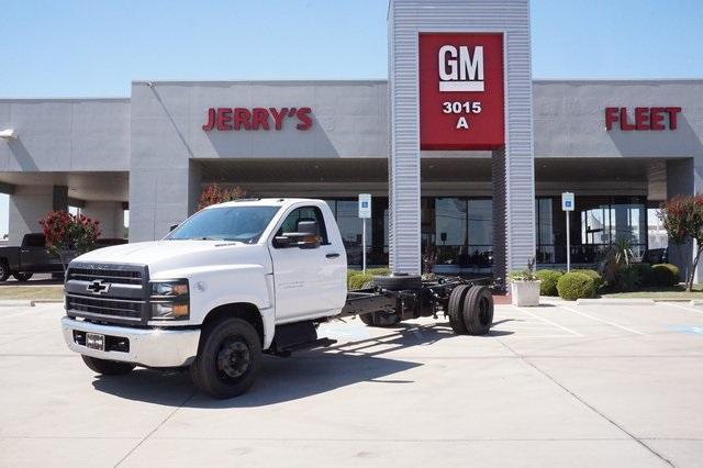 2020 Chevrolet Silverado 5500 Regular Cab DRW RWD, Cab Chassis #LH197447 - photo 1
