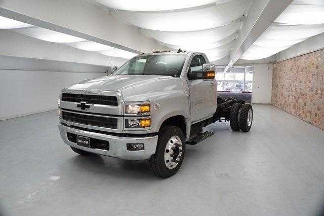 2020 Chevrolet Silverado 4500 Regular Cab DRW RWD, Cab Chassis #LH276204 - photo 1