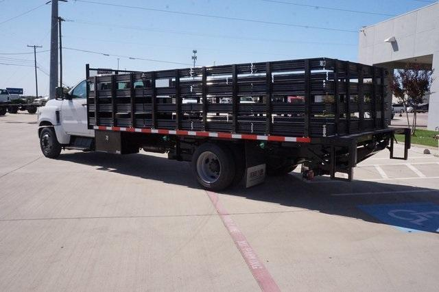 2020 Chevrolet Silverado 5500 Regular Cab DRW RWD, Cab Chassis #LH278619 - photo 1