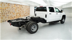 2017 Sierra 3500 Crew Cab 4x4, Cab Chassis #HF223833 - photo 1