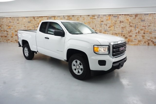 2018 Canyon Extended Cab 4x4 Pickup #J1108688 - photo 3