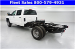 2018 Sierra 3500 Crew Cab 4x4 Cab Chassis #JF150644 - photo 1