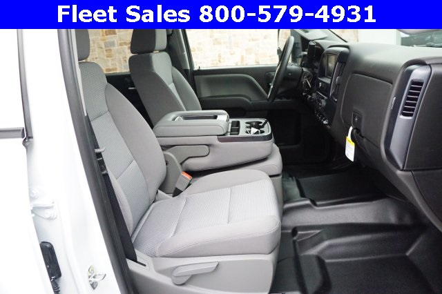 2018 Sierra 3500 Crew Cab 4x4 Cab Chassis #JF153232 - photo 5