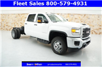 2018 Sierra 3500 Crew Cab 4x4 Cab Chassis #JF153232 - photo 1