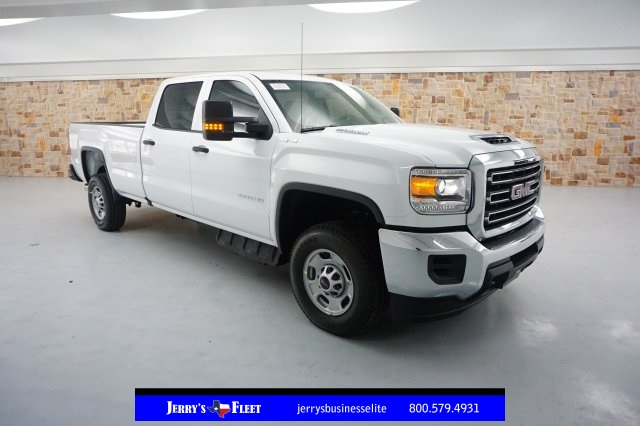 2018 Sierra 2500 Crew Cab 4x4 Pickup #JF162189 - photo 1