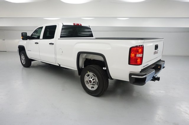 2018 Sierra 2500 Crew Cab 4x4 Pickup #JF162189 - photo 2