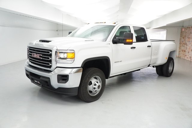 2018 Sierra 3500 Crew Cab 4x4, Pickup #JF229180 - photo 3