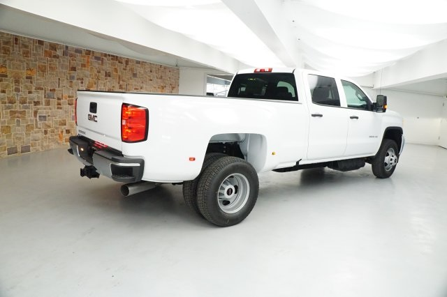 2018 Sierra 3500 Crew Cab 4x4, Pickup #JF229180 - photo 2