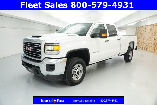 2018 Sierra 2500 Crew Cab 4x4,  Pickup #JF251336 - photo 3