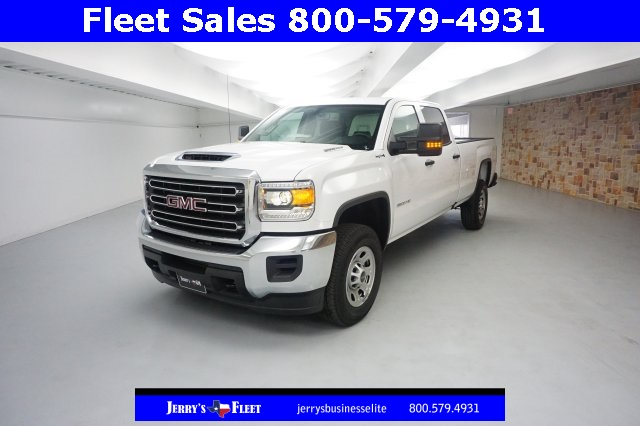 2018 Sierra 3500 Crew Cab 4x4,  Pickup #JF252988 - photo 3