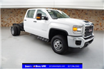 2018 Sierra 3500 Crew Cab DRW 4x2,  Cab Chassis #JF262595 - photo 1