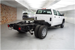 2018 Sierra 3500 Crew Cab DRW 4x2,  Cab Chassis #JF262595 - photo 2
