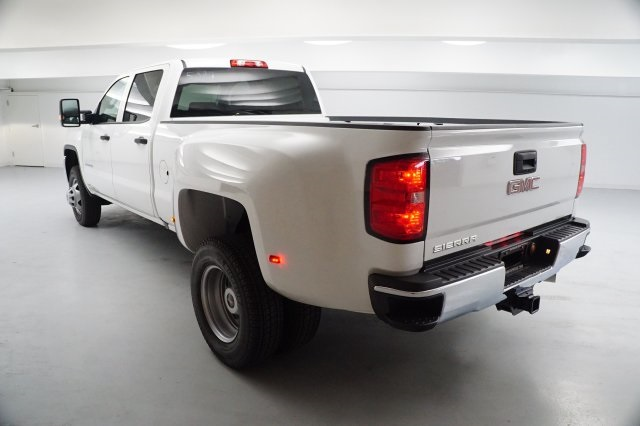 2018 Sierra 3500 Crew Cab 4x4,  Pickup #JF275097 - photo 4