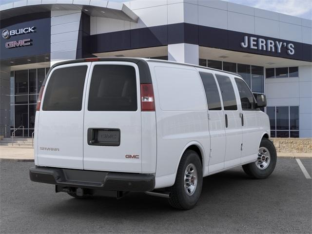 2020 GMC Savana 2500 4x2, Empty Cargo Van #XRWJXX - photo 1