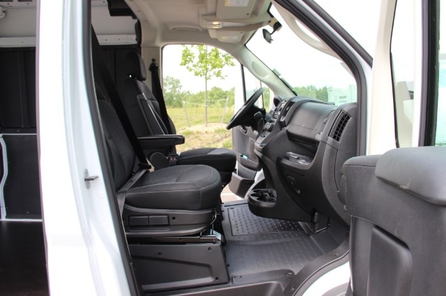 2017 ProMaster 2500 High Roof, Cargo Van #L17A044 - photo 12