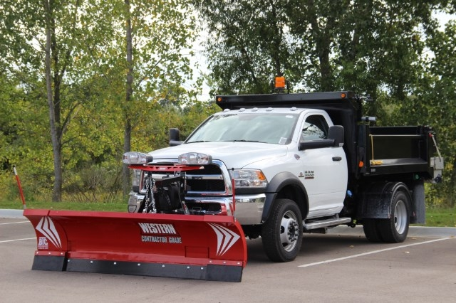 2017 Ram 5500 Regular Cab DRW 4x4 Dump Body #L17D558 - photo 7