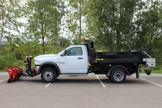 2017 Ram 5500 Regular Cab DRW 4x4 Dump Body #L17D558 - photo 8