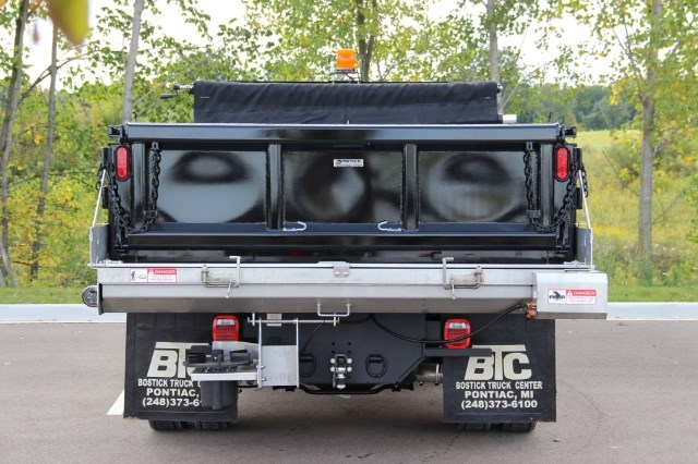 2017 Ram 5500 Regular Cab DRW 4x4 Dump Body #L17D558 - photo 11