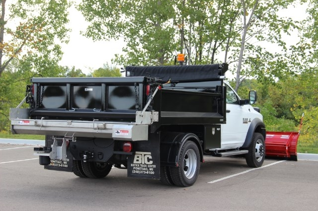 2017 Ram 5500 Regular Cab DRW 4x4 Dump Body #L17D558 - photo 2