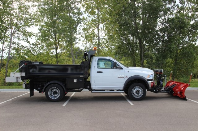 2017 Ram 5500 Regular Cab DRW 4x4 Dump Body #L17D558 - photo 12