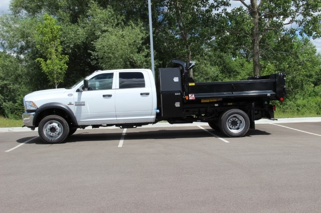 2017 Ram 5500 Crew Cab DRW 4x4 Dump Body #L17D716 - photo 5