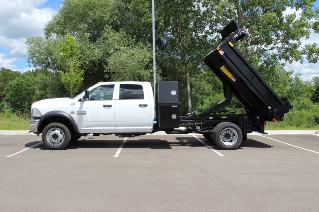 2017 Ram 5500 Crew Cab DRW 4x4 Dump Body #L17D716 - photo 6