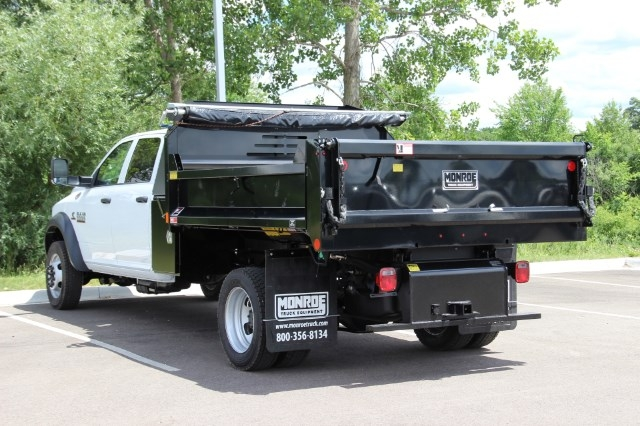 2017 Ram 5500 Crew Cab DRW 4x4 Dump Body #L17D716 - photo 7