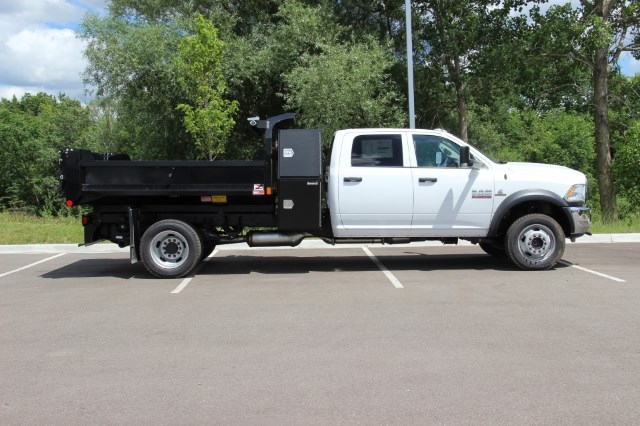 2017 Ram 5500 Crew Cab DRW 4x4 Dump Body #L17D716 - photo 9
