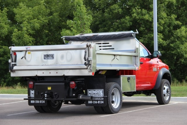 2017 Ram 5500 Regular Cab DRW 4x4 Dump Body #L17D737 - photo 2