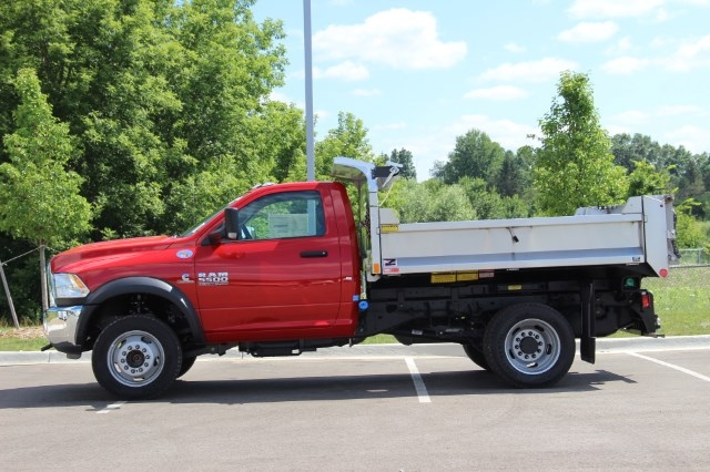 2017 Ram 5500 Regular Cab DRW 4x4 Dump Body #L17D737 - photo 6