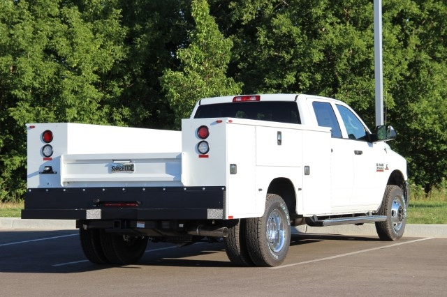 2017 Ram 3500 Crew Cab DRW 4x4 Service Body #L17D746 - photo 2