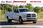 2017 Ram 3500 Crew Cab DRW 4x4 Service Body #L17D746 - photo 1
