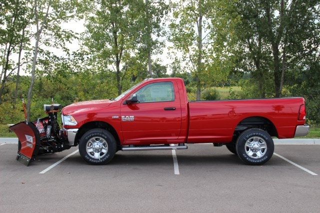 2017 Ram 2500 Regular Cab 4x4 Pickup #L17D846 - photo 8