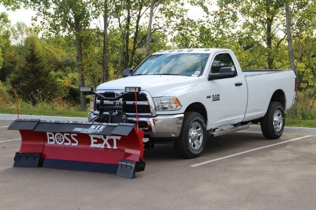 2017 Ram 3500 Regular Cab 4x4 Pickup #L17D862 - photo 7