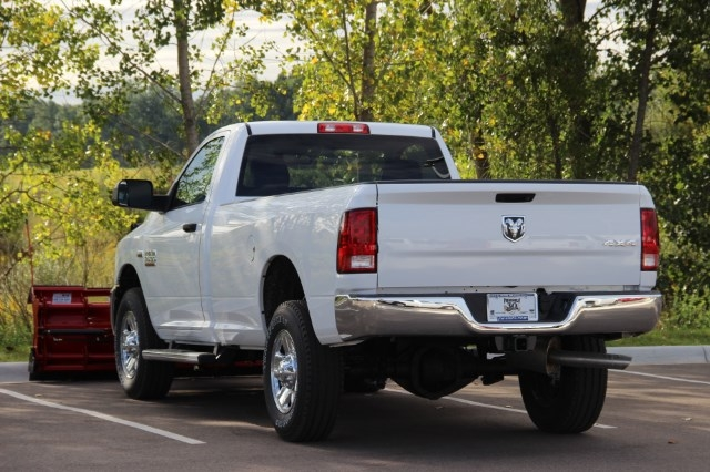 2017 Ram 3500 Regular Cab 4x4 Pickup #L17D862 - photo 9