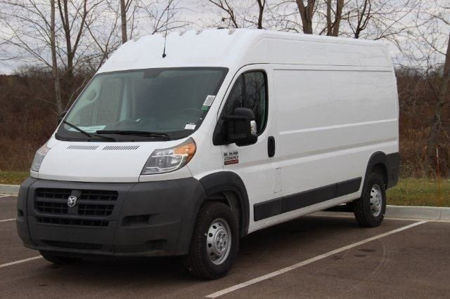 2018 ProMaster 2500 High Roof FWD,  Empty Cargo Van #L18A013 - photo 4