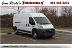 2018 ProMaster 2500 High Roof FWD,  Empty Cargo Van #L18A013 - photo 1
