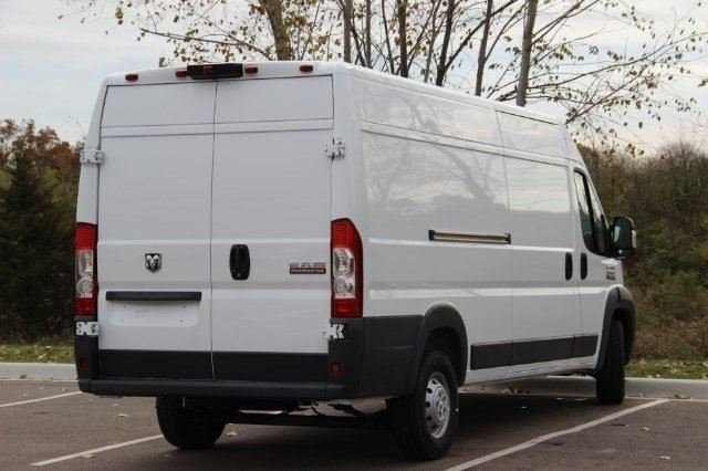 2018 ProMaster 3500 High Roof, Cargo Van #L18A014 - photo 8