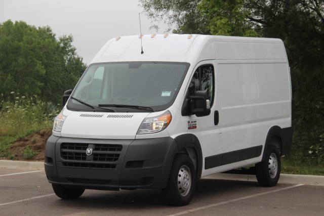 2018 ProMaster 1500 High Roof 4x2,  Empty Cargo Van #L18A019 - photo 4
