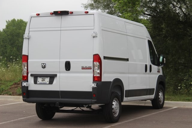 2018 ProMaster 1500 High Roof 4x2,  Empty Cargo Van #L18A019 - photo 2