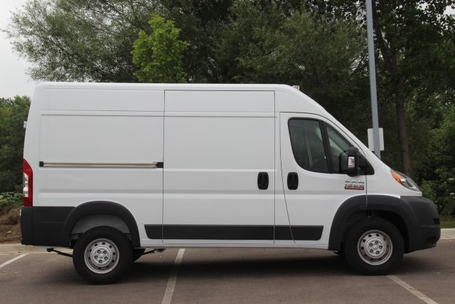 2018 ProMaster 1500 High Roof 4x2,  Empty Cargo Van #L18A019 - photo 8